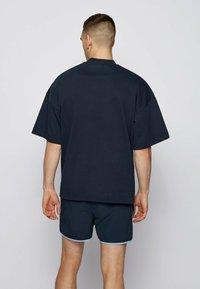 BOSS - T BOX - Basic T-shirt - dark blue - 2