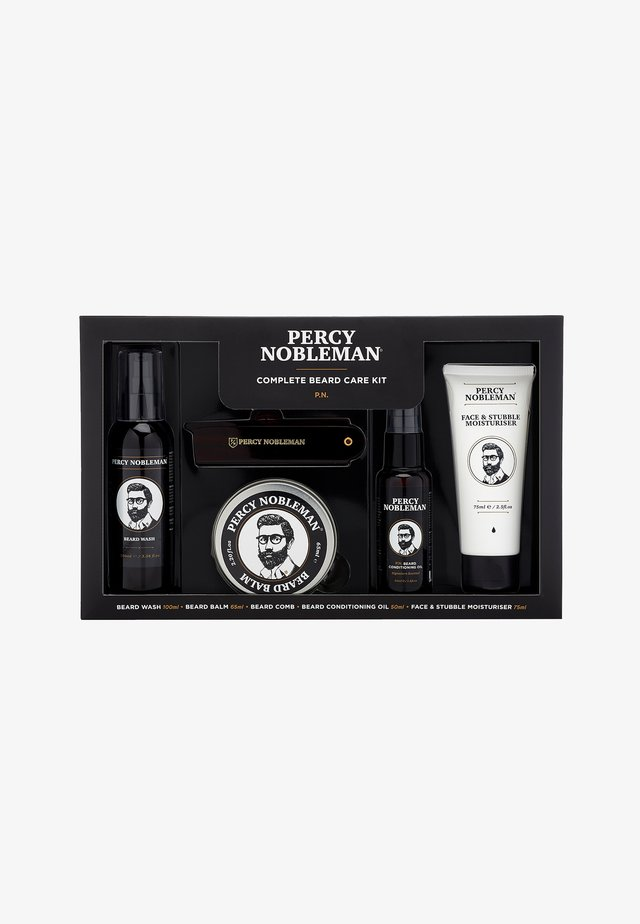 COMPLETE BEARD CARE KIT - Barbersæt - -