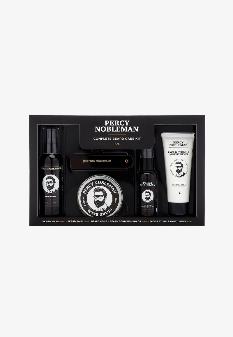 Percy Nobleman - COMPLETE BEARD CARE KIT - Shaving set - -