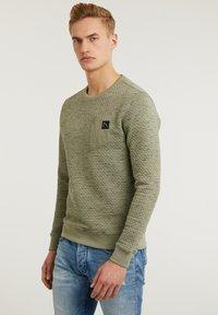 CHASIN' - Sweatshirt - green - 2