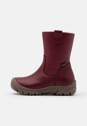 LINZ TEX BOOTS MEDIUM FIT UNISEX - Zimní obuv - bordeaux