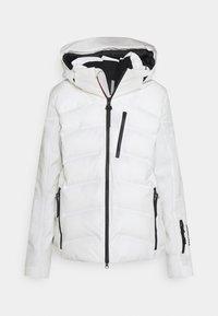 MOTION PRO PUFFER - Ski jacket - white