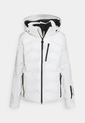 MOTION PRO PUFFER - Ski jacket - white