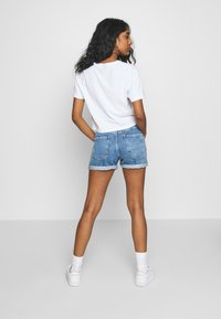 Pepe Jeans - MABLE - Szorty jeansowe - denim - 2