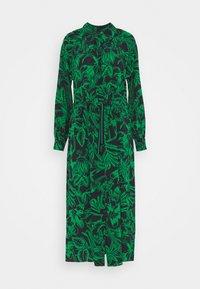 Marc Cain - Shirt dress - green - 5