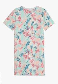 adidas Originals - TEE DRESS - Sukienka z dżerseju - multicolor/white - 1