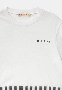 Marni - MAGLIETTA - Print T-shirt - blue navy - 2