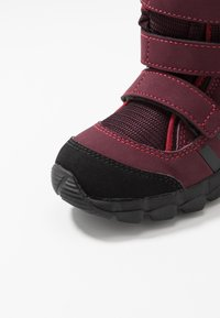adidas Performance - CW HOLTANNA SNOW  - Zimní obuv - active maroon/core black/maroon - 2