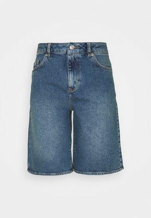 SACHA - Denim shorts - denim blue