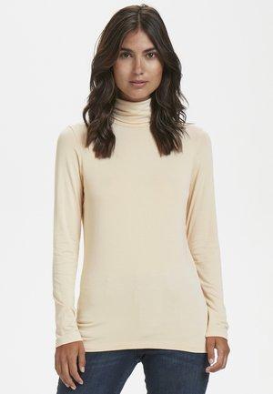 AFINAS - Long sleeved top - whitecap grey