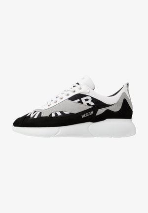 Baskets basses - black/white