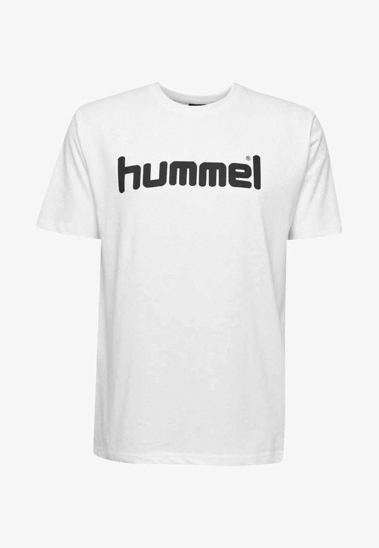 Hummel - HMLGO - Print T-shirt - white
