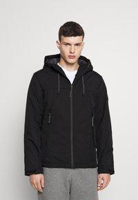 Jack & Jones - CODEXTER  - Light jacket - black - 0