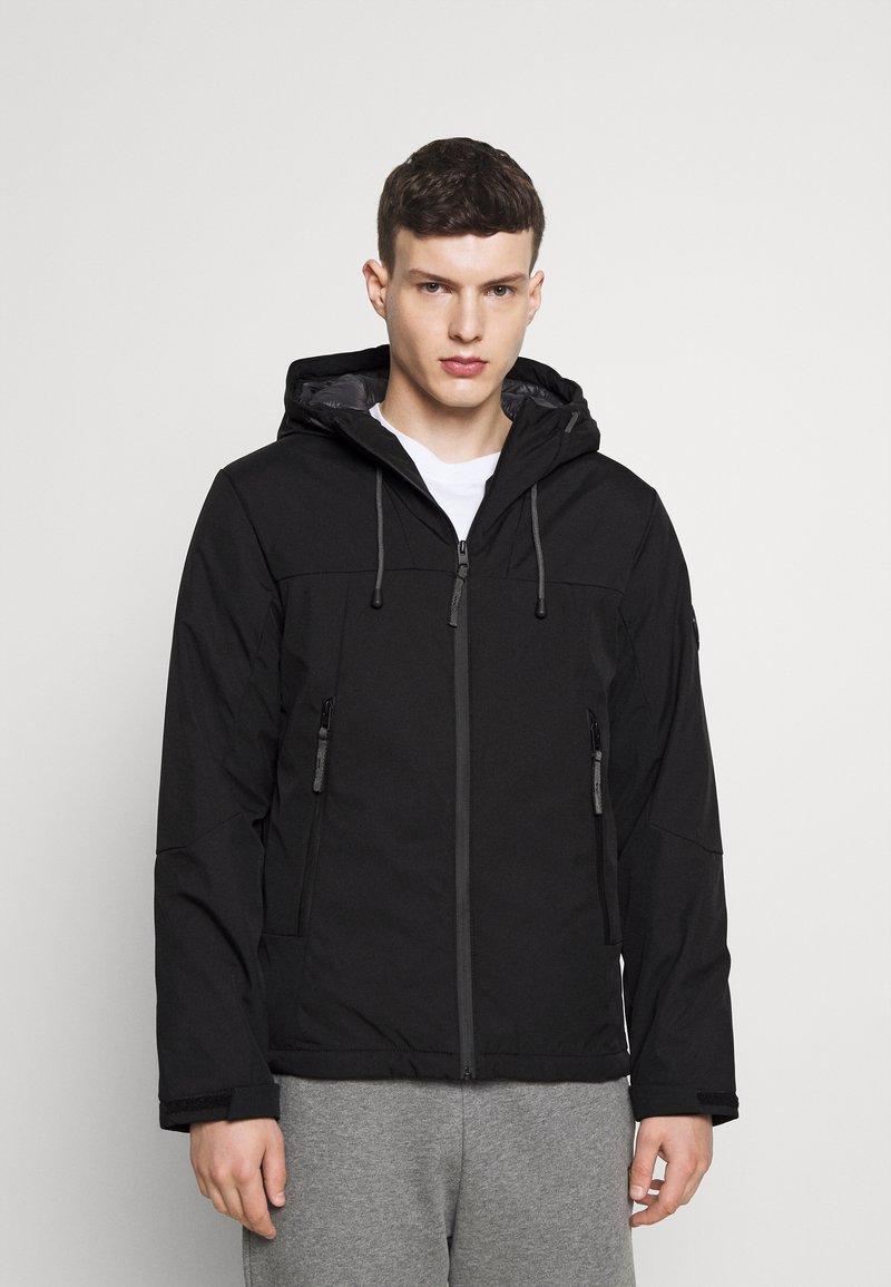Jack & Jones - CODEXTER  - Light jacket - black