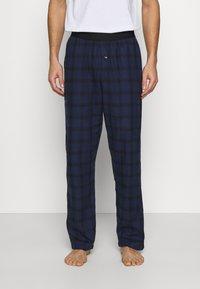 Calvin Klein Underwear - SLEEP PANT - Pyjama bottoms - blue - 0