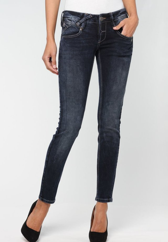 Jeans Skinny Fit - dark denim