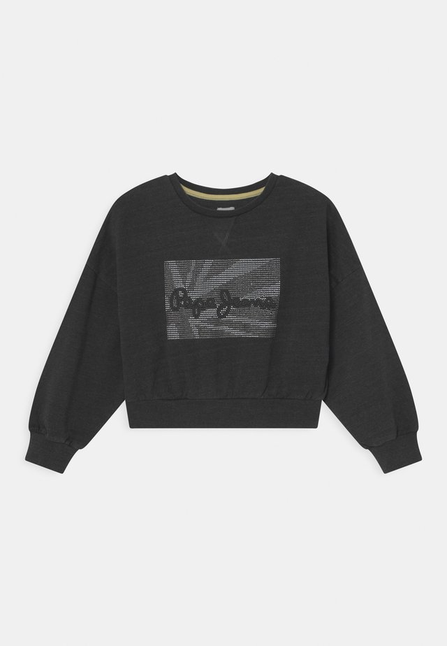 KEIRA - Sweatshirt - washed black