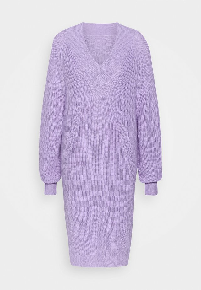 PILOT - Jumper dress - lilac