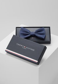 Tommy Hilfiger - MICRO DESIGN BOWTIE - Butterfly - blue - 4