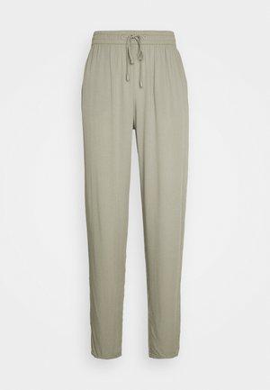 Kalhoty - summer khaki