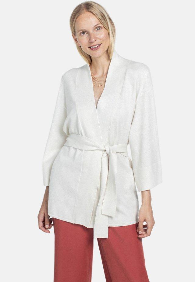 SKAVLAN - Cardigan - off-white