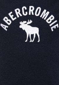 Abercrombie & Fitch - TECH LOGO - Print T-shirt - navy - 2