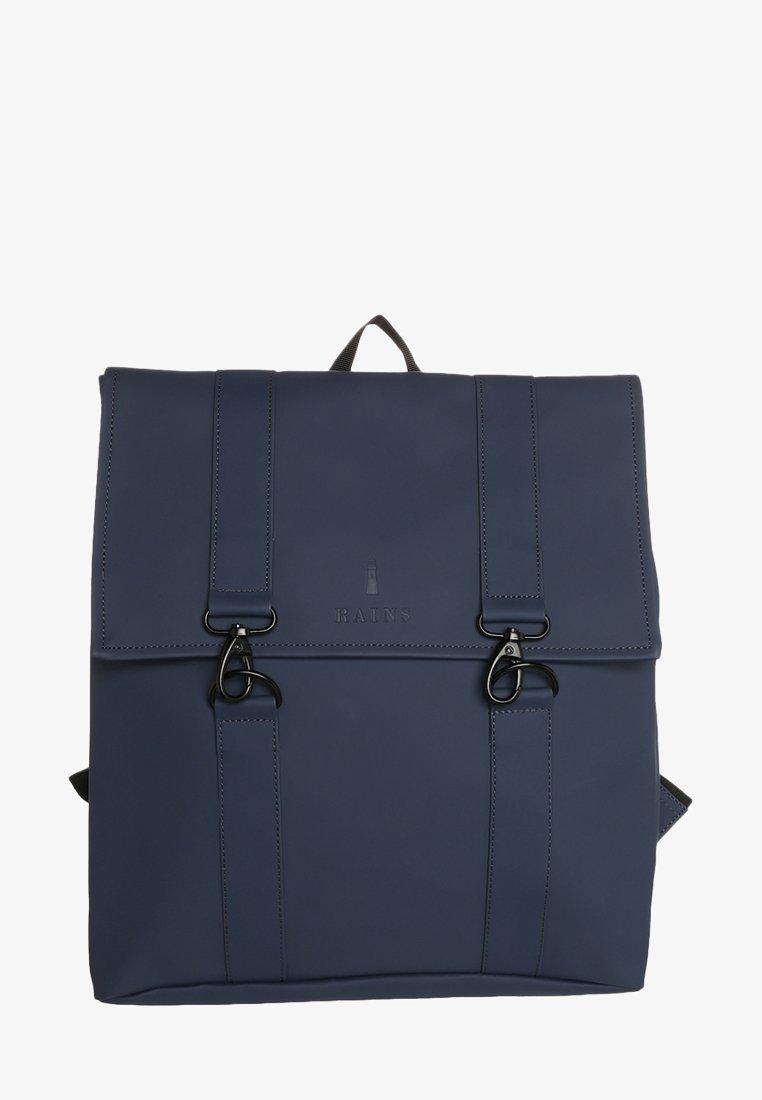 Rains - BAG - Rucksack - blue