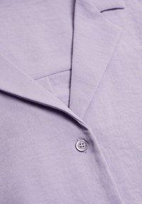 Violeta by Mango - Button-down blouse - lilas - 5