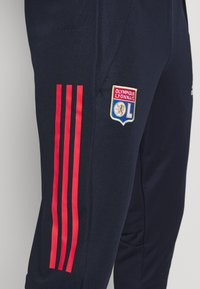 adidas Performance - OLYMPIQUE LYON AEROREADY FOOTBALL PANTS - Klubtrøjer - legend ink - 4