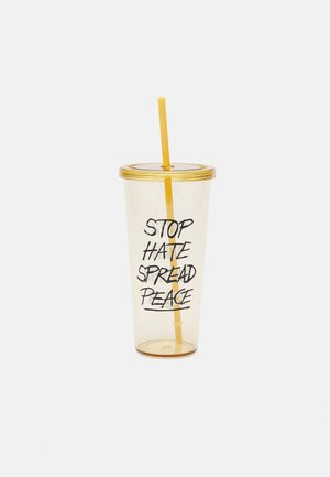 SIPPER SMOOTHIE CUP UNISEX 700ML - Other accessories - beige