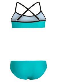 Bench - BENCH BOCA - Bikini - turquoise/black - 1