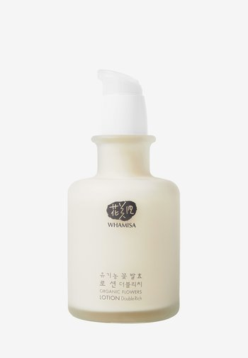 ORGANIC FLOWERS LOTION DOUBLE RICH - Face cream - -