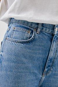 PULL&BEAR - Džíny Straight Fit - blue - 3