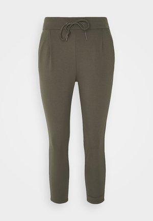 VMEVA LOOSE STRING PANTS - Trousers - tarmac