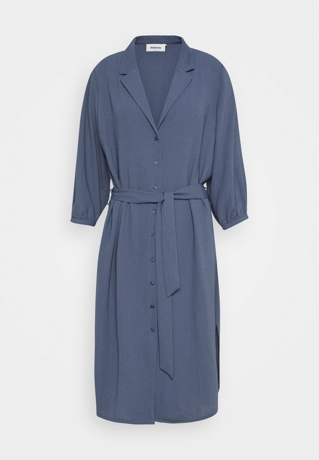 FLOW DRESS - Blousejurk - vintage blue
