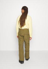 Quiksilver - ESTATE - Snow pants - military olive - 2