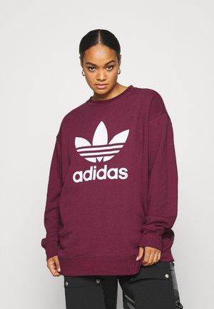 CREW - Sweatshirt - victory crimson