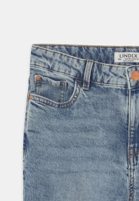 Lindex - MADISON WASHED - Jeans Relaxed Fit - blue denim - 2