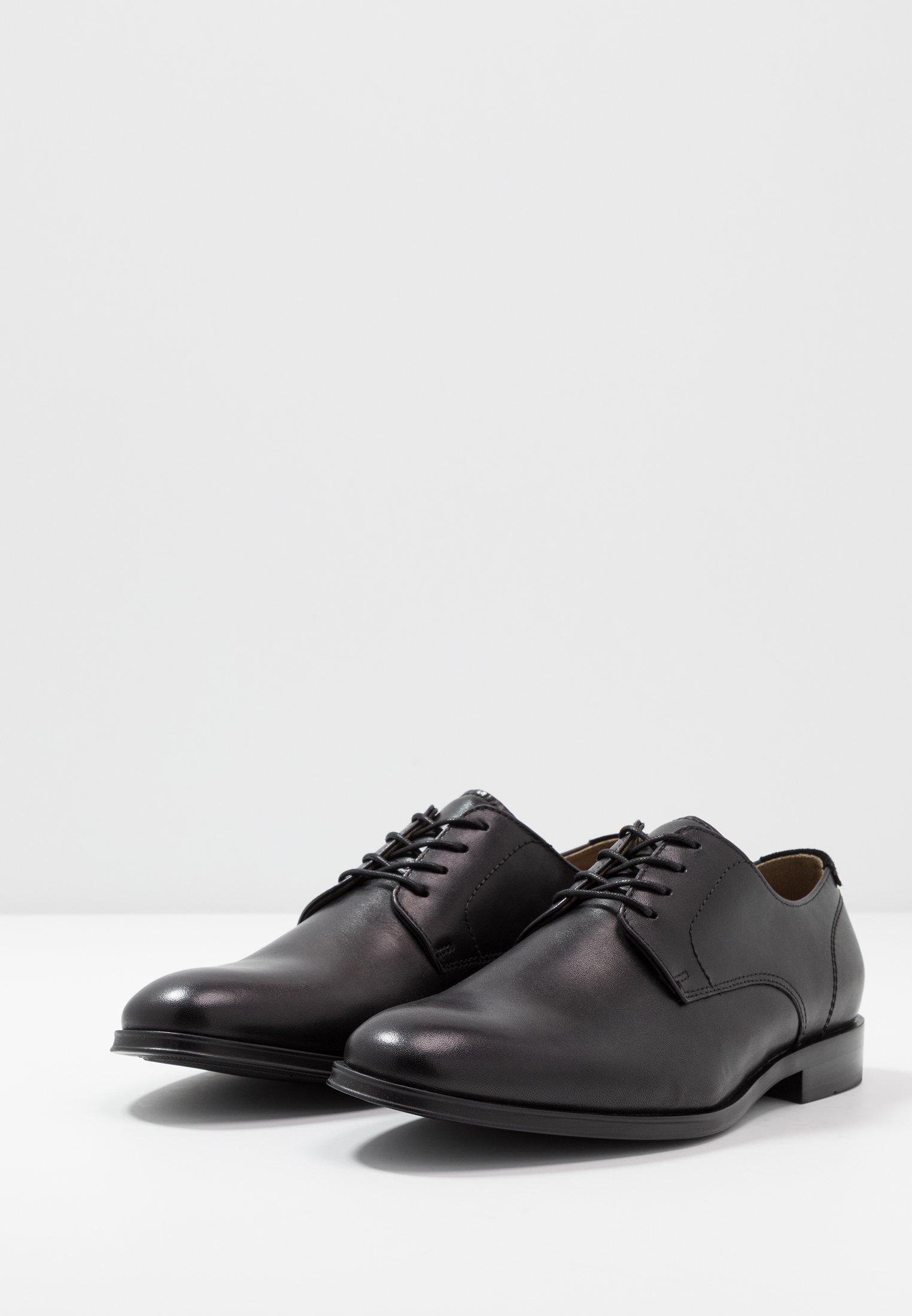ALDO RICMANN - Eleganta snörskor - black/svart - Herrskor CzC8F
