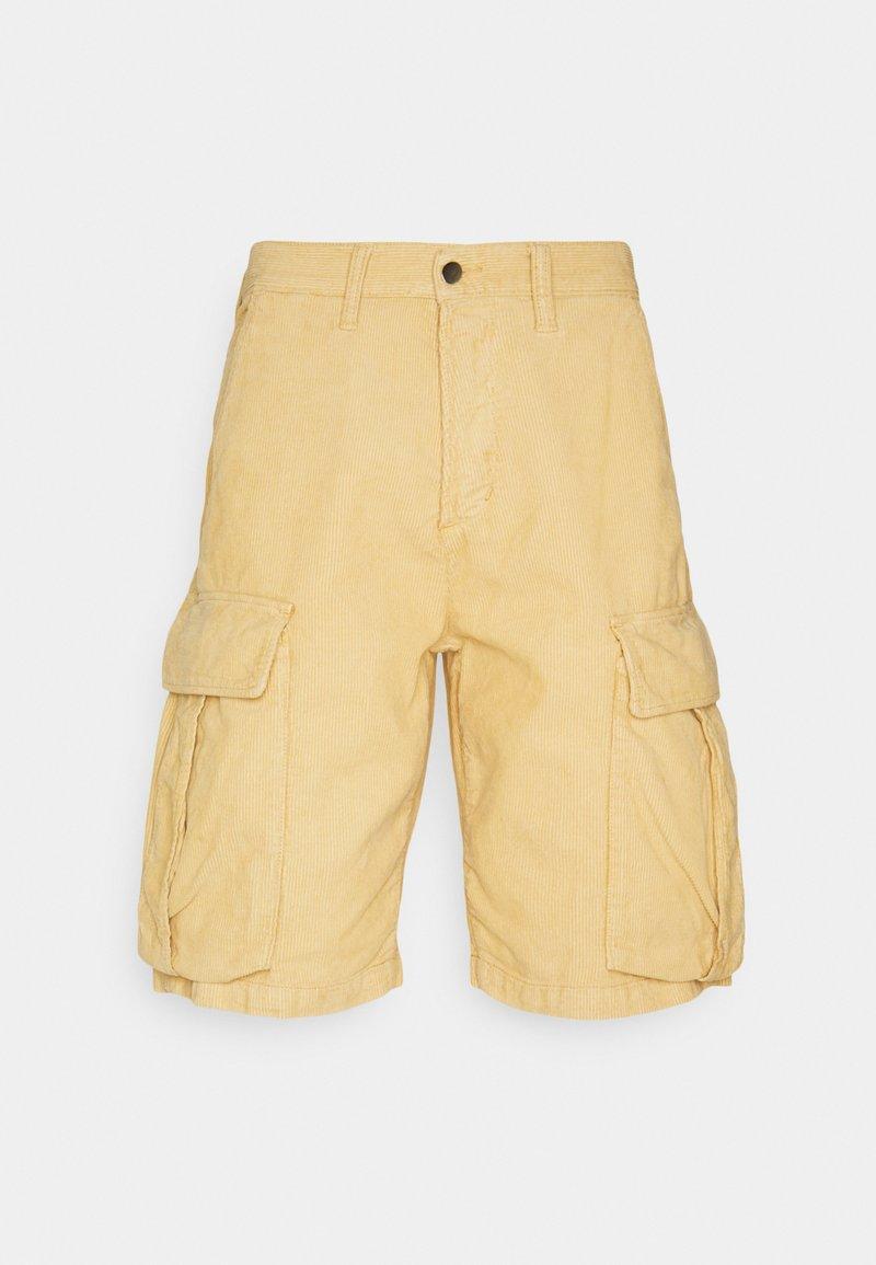 Edwin - JUNGLE SHORT - Shorts - curry