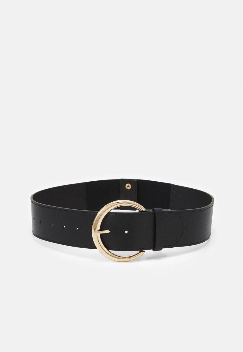 Gina Tricot - ELLEN BELT - Waist belt - black