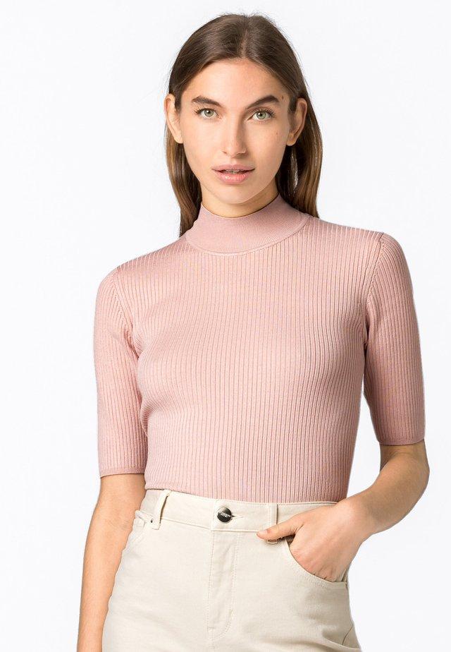 T-shirt imprimé - zartrosa