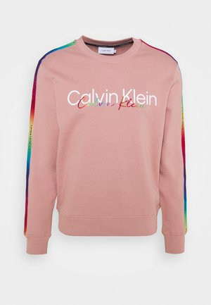 PRIDE LARGE GRAPHIC UNISEX - Sweater - pink