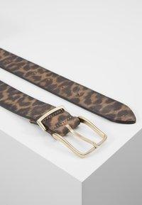 Vanzetti - Waist belt - braun - 2