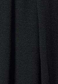 Even&Odd Petite - Jupe trapèze - black - 2