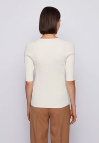 BOSS - FINULA - Jumper - natural - 2