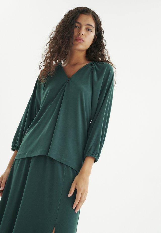 CICILIEIW - Blouse - warm green