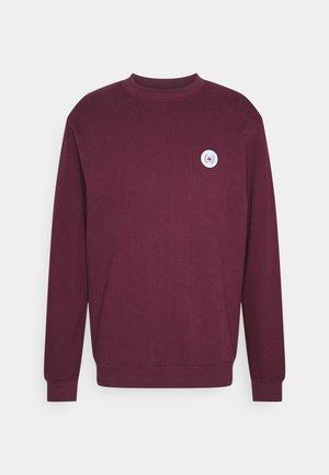 OUR BRAXY PATCH  - Sweatshirt - bordeaux