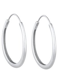 Elli - OHRRINGE CREOLEN  - Boucles d'oreilles - silver coloured