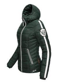 Navahoo - KHINGAA - Winter jacket - forest green - 3